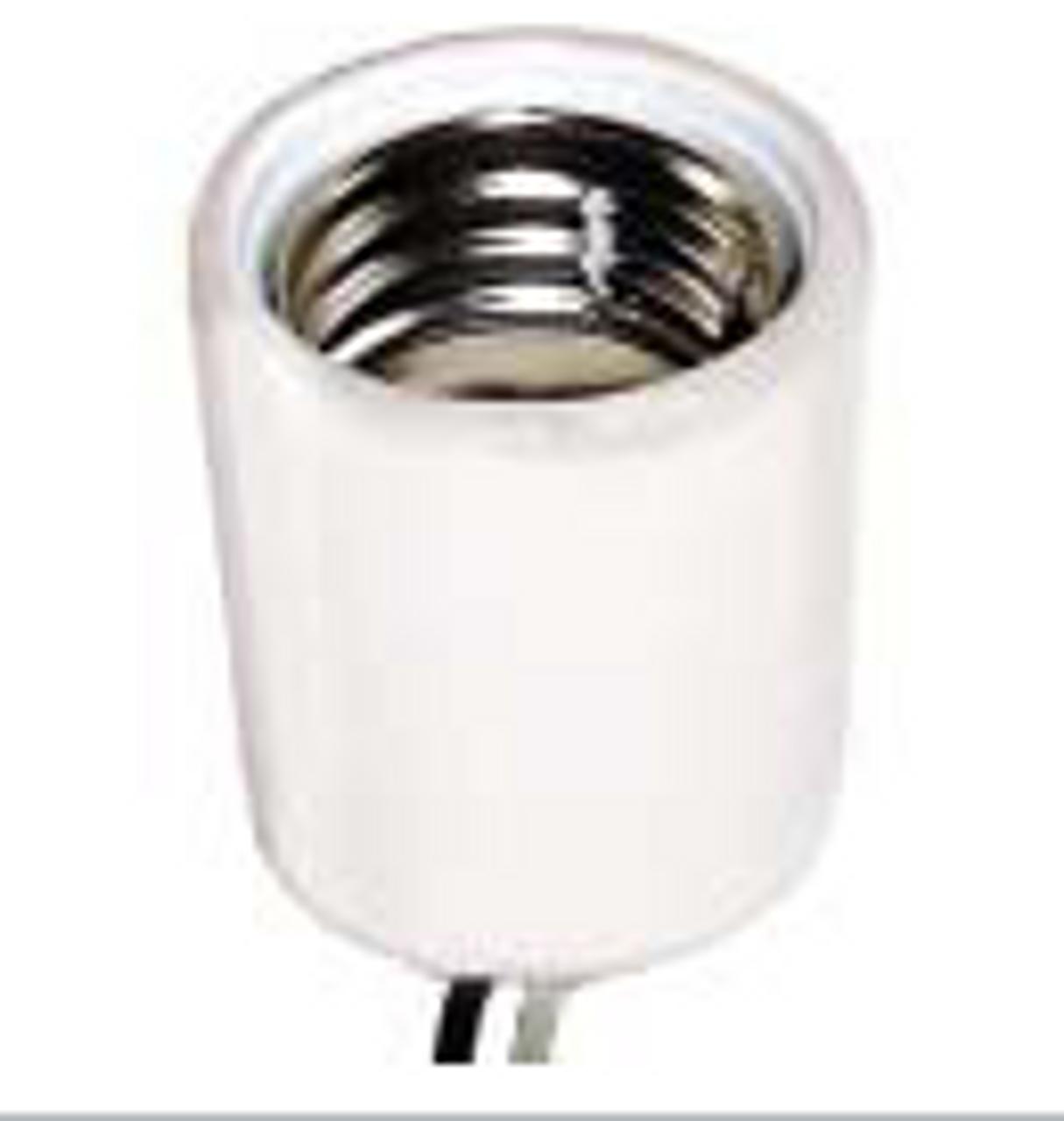 Mogul Porcelain Lampholder High Pressure Sodium Light Socket Bulk