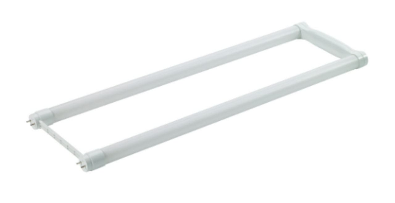4 Pack Of 18w U Bent Led Tubes From Keystone
