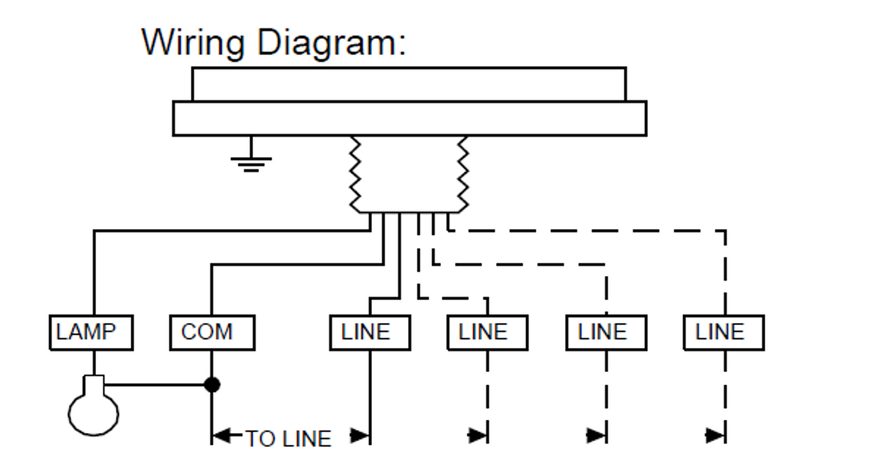 400w Metal Halide Ballast Wiring Diagram