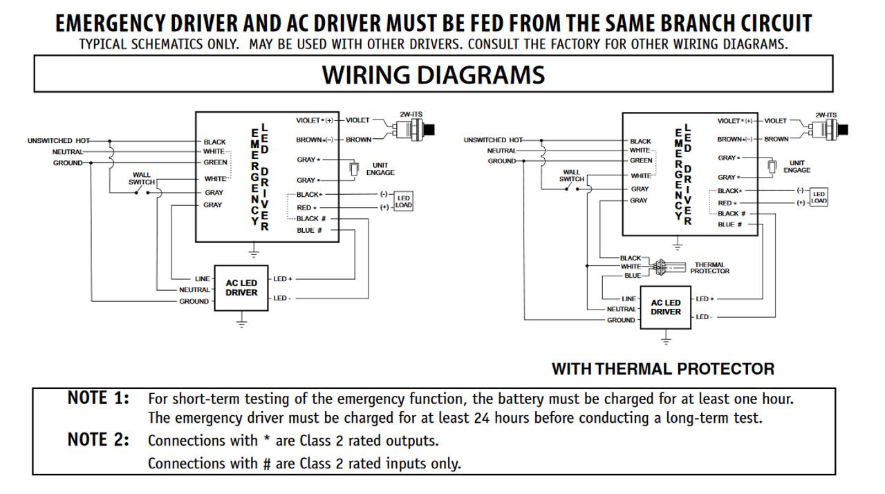 Bodine Led Wiring Diagram - Wiring Diagram Data on