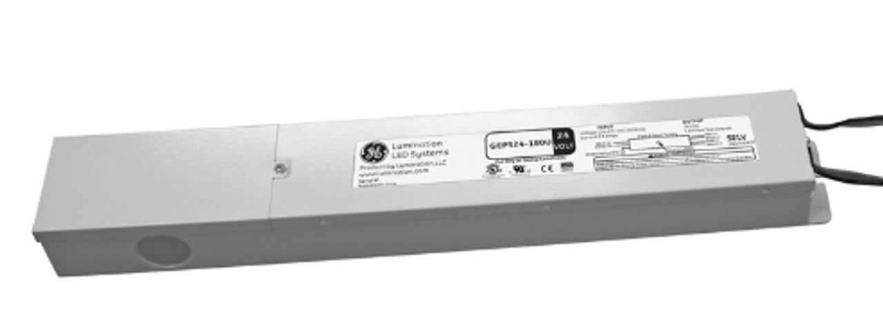 GEPS24-180U-NA GE LED Power Supply 180W 24VDC