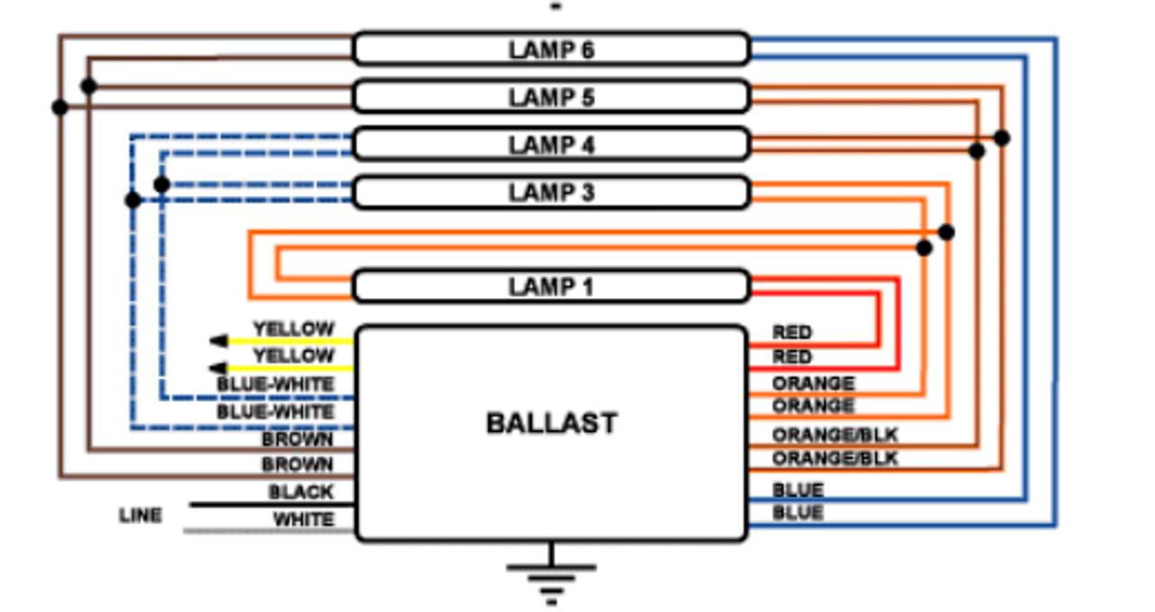 Peachy Damar Dsb2448 46Bltp 06154D Magnetic Sign Ballasts Wiring 101 Mentrastrewellnesstrialsorg
