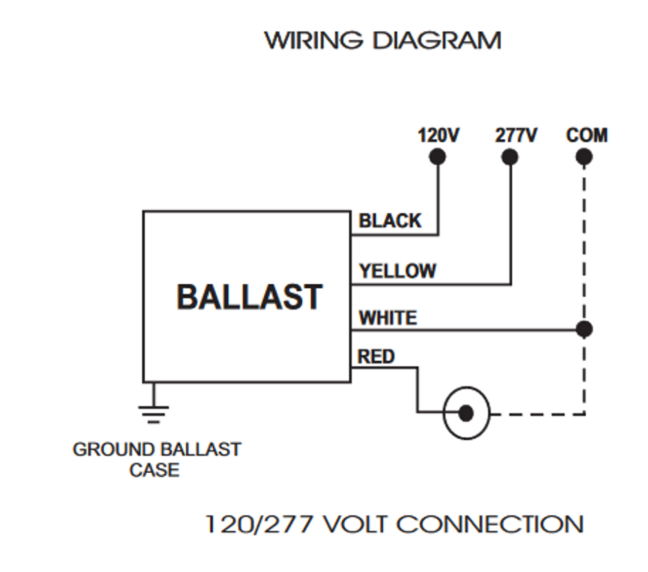 Fluorescent Wiring Diagram Pdf