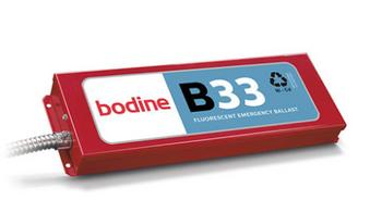 B33 Bodine Emergency Ballast
