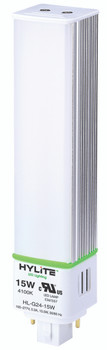 Hylite HL-G24F-15W 15 Watt LED PL Lamp