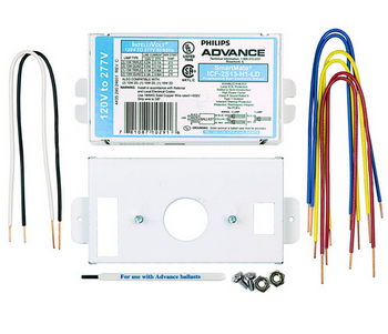 ICF-2S13-H1-LD-K Advanced CFL Ballast Kit