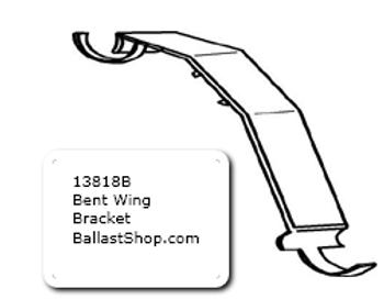 TCP 13818B Bracket