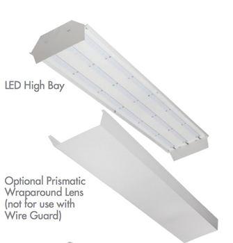 TCP LED 130 Watt High Bay Fixture