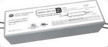 GEPS24-25U-NA GE Tetra LED Power Supply