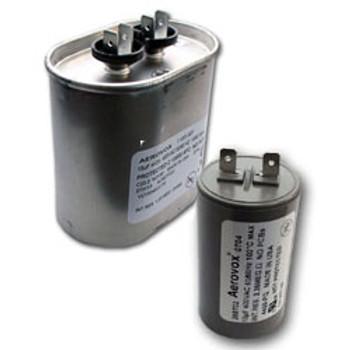26.0/525-1C Howard Lighting 525V 26.0 MFD Oil-filled Oval Capacitor