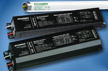 Sylvania QHE2X59T8/UNV ISN-SC