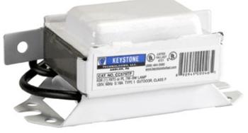 CC579TP Keystone Ballast