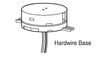 4001 TCP Hardwire Base for Circline Ballast