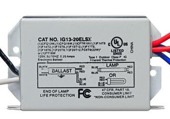 IG13-20ELSX InterGlobal Ballast
