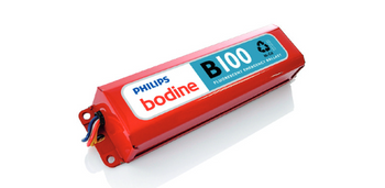 Philips Bodine B100 Emergency Light Ballast
