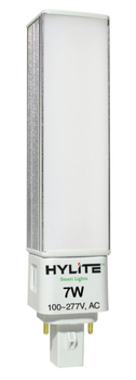 7 Watt High Performance LED PL Lamp