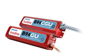 Bodine B94GU - No Conduit