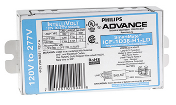ICF-1D38-H1-LD Advance Ballast