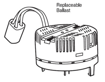 12530Q (EC2T-30 HPF) TCP Circline Ballast
