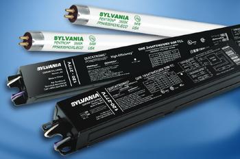 Sylvania QHE2x54T5HO/UNV DIM-TCL Fluorescent Ballast