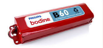 Philips Bodine B60 Emergency Ballast