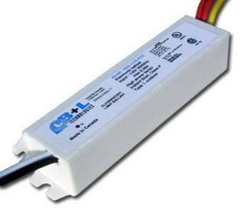 B+L NU6-1128-PSS Multi-purpose Ballast - Micro Slim Case