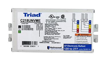 C218UNVME Universal Triad