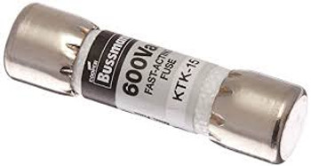 KTK-15 Bussmann Limitron Fast-Acting transformer fuse
