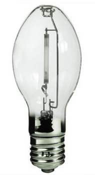 LU150/MED 150W S55 HPS Lamp - Medium Base Clear