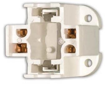 CFL Socket 13W-42W Vertical