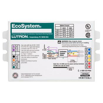 EC3DT442KU2S Lutron EcoSystem®