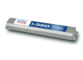 IOTA I-320 IOTA Emergency Lighting Battery Pack Ballast