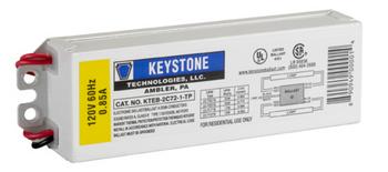 KTEB-2C72-1-TP Keystone Electronic Ballast
