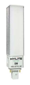 5 Watt High Performance LED PL Lamp