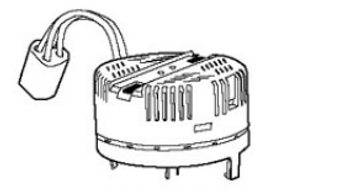 17040Q277V (EC2-40) TCP 40W Circline Ballast - 277V