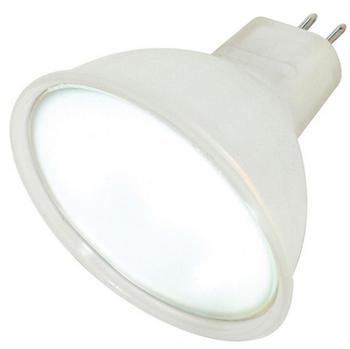 SATCO 35 Watt MR16 Halogen Frost Lamp