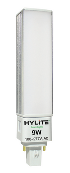 9 Watt High Performance LED PL Lamp