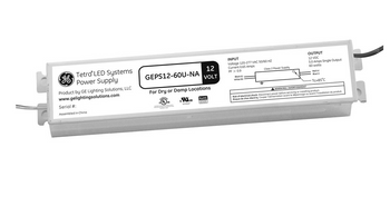 GEPS12-60U GE Tetra LED Power Supply