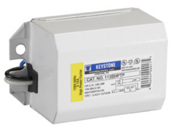 113SHPTP Keystone Magnetic Compact Fluorescent Ballast