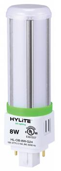 Hylite HL-OB-8W-G24 8W LED Omni-Bulbs