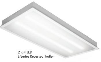 TCP E-Series 2x4 Troffer