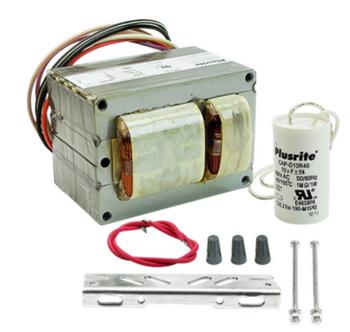 BAMH175-CWA/V4 (7210) Plusrite Metal Halide Probe Start Ballast Kit - 175W Quad