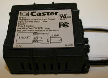 Caster BFE65 Ballast