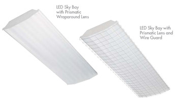 TCP 210W LED Sky Bay Fixture