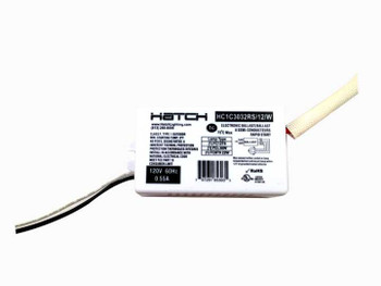 Hatch HC1C3032RS/12/W