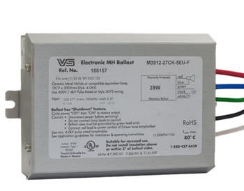 M3912-27CK-5EU-F Electronic Metal Halide Ballast