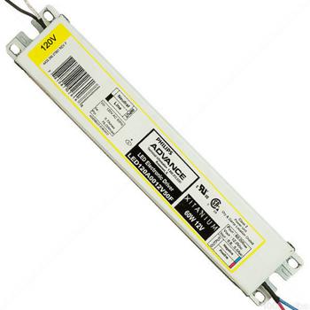 LED120A0012V50F Advance LED Electronic Driver 60W 12Vdc