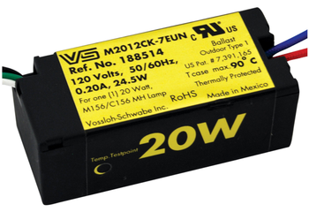 M2012CK-7EUN Electronic Metal Halide Ballast