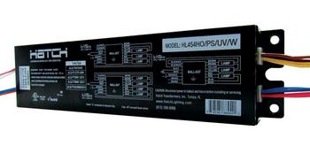 Hatch HL454HO/PS/UV/W