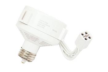 TCP 17058 Medium Screw Base Lamp Adapter Ballast